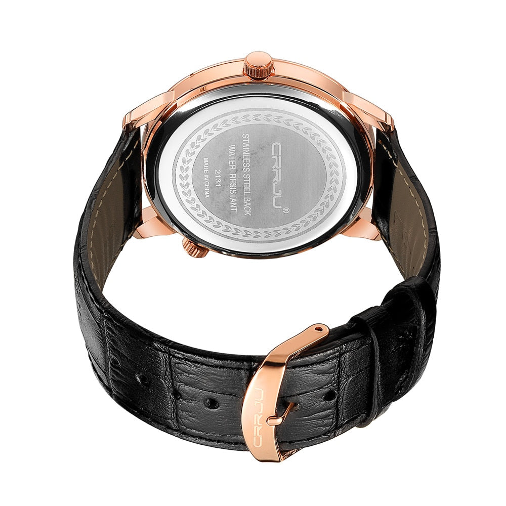 CRRJU™ Dual Sports Watch