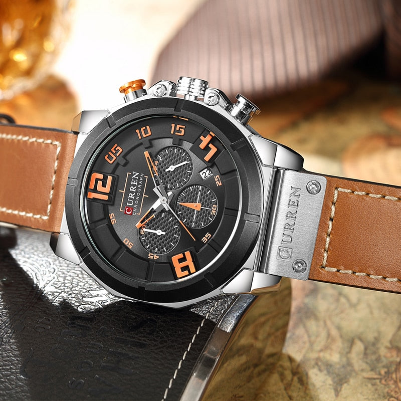 Curren™ Chrono Outback