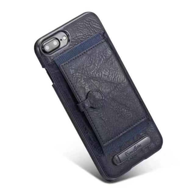 iPhone Case With Card Compartment