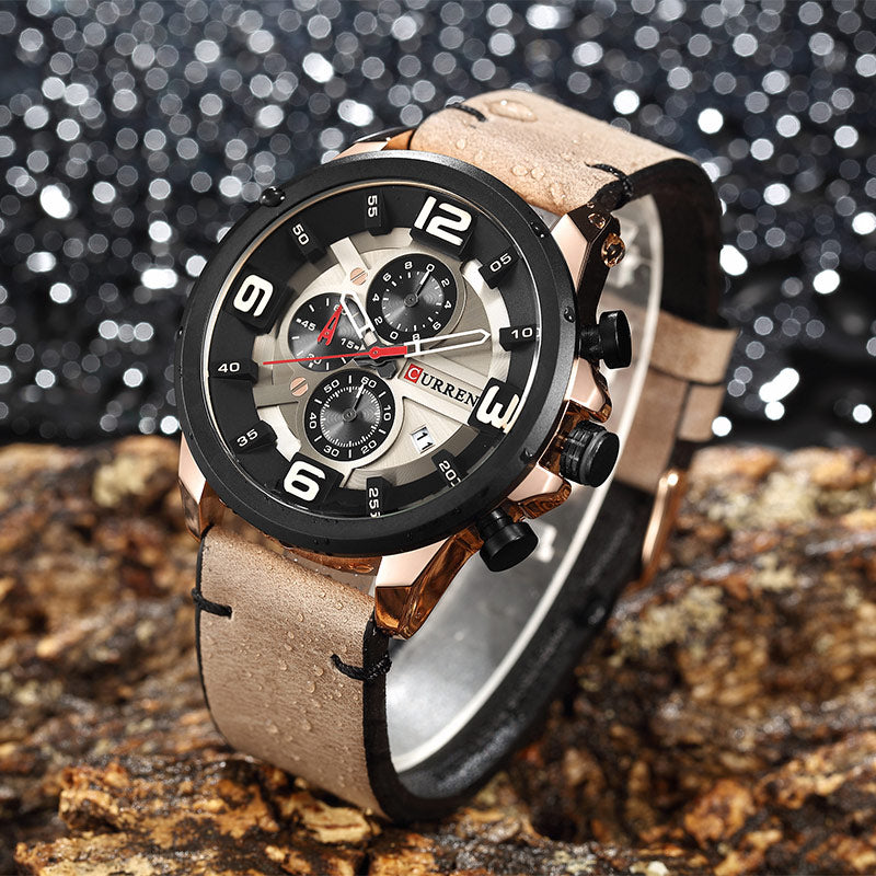 Curren™ Chrono Rugged