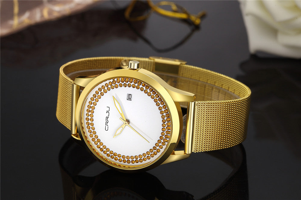 CRRJU™ Refinement Ladies Watch