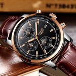 LIGE™ Pinnacle Chrono