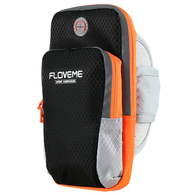 Gym/Outdoor Arm Band Pouch for your Phone and Valuables