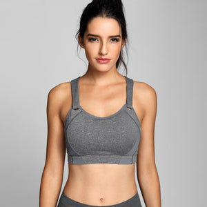 Alexis™ The High Impact Easy Adjust Sports Bra