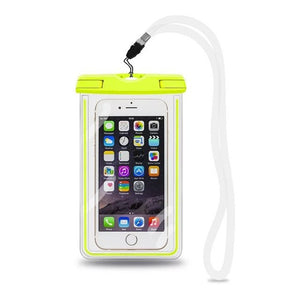 Universal Waterproof Luminous Phone Case For All Mobile Phones