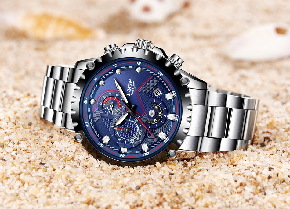 LIGE™ Titan Sports Quartz Watches - ⭐ BUY 1 GET 1 FREE PROMO*⭐