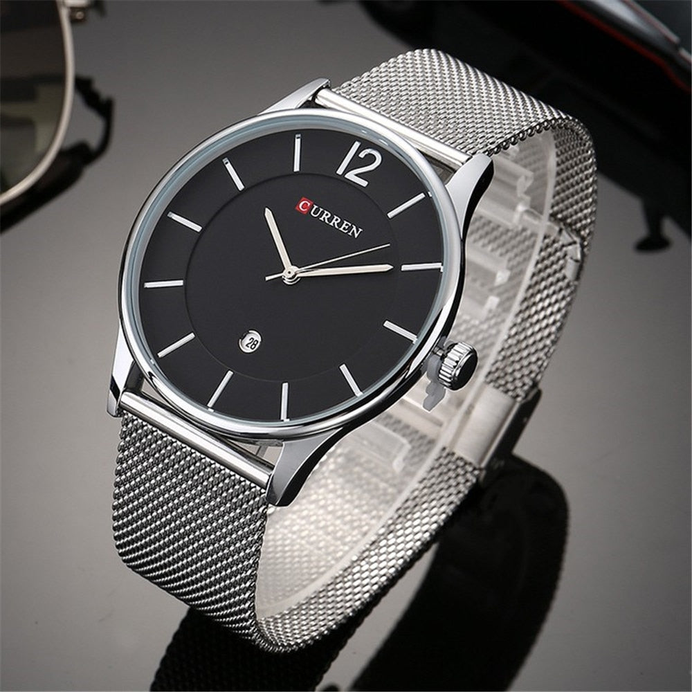 Curren™ Mesh Watches