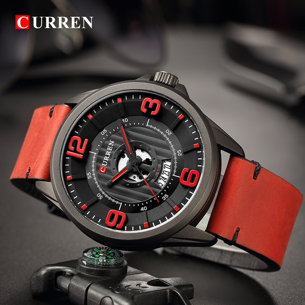 Curren™ Explorer Watches