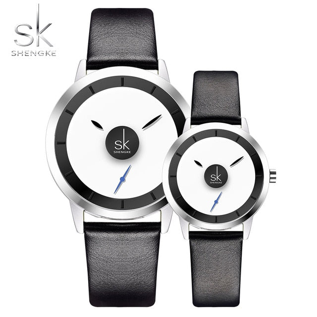 SK™ Minimalist Couple Watch Set