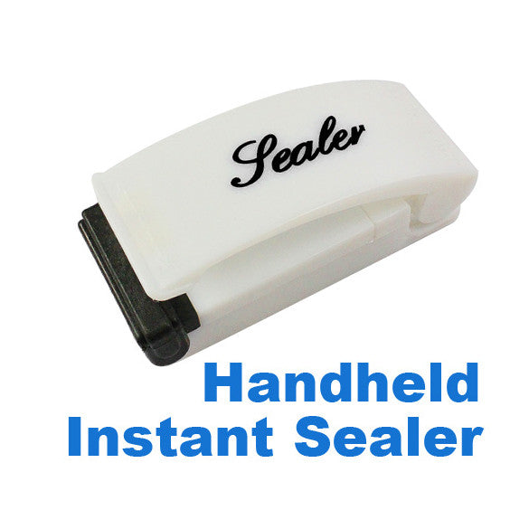 Handy Handheld Food Bag Sealer