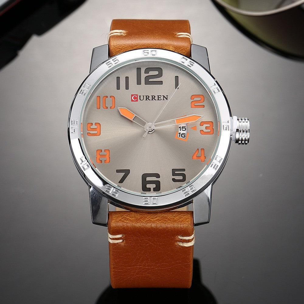 Curren™ Casual Watches
