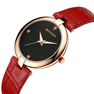 SANDA™ City Ladies Watch