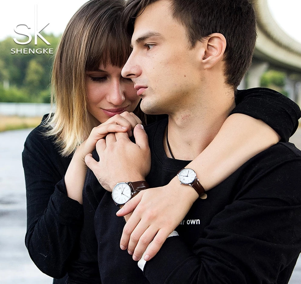SK™ Together Couple Watch Set