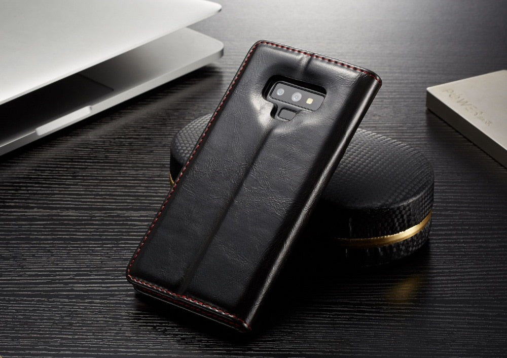 Business Flip Phone Case for Samsung