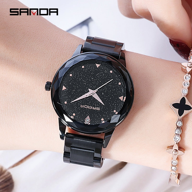 SANDA™ Galaxy II Ladies Watch