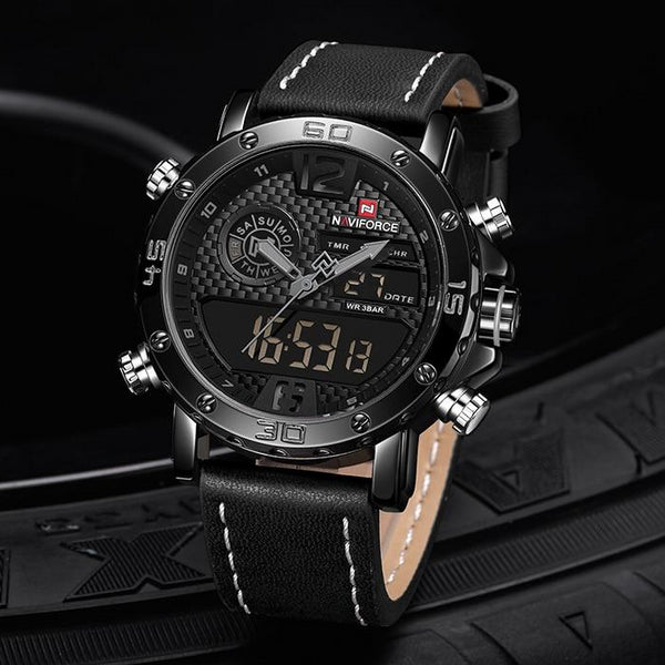 NAVIFORCE™ Expedition Military Watch