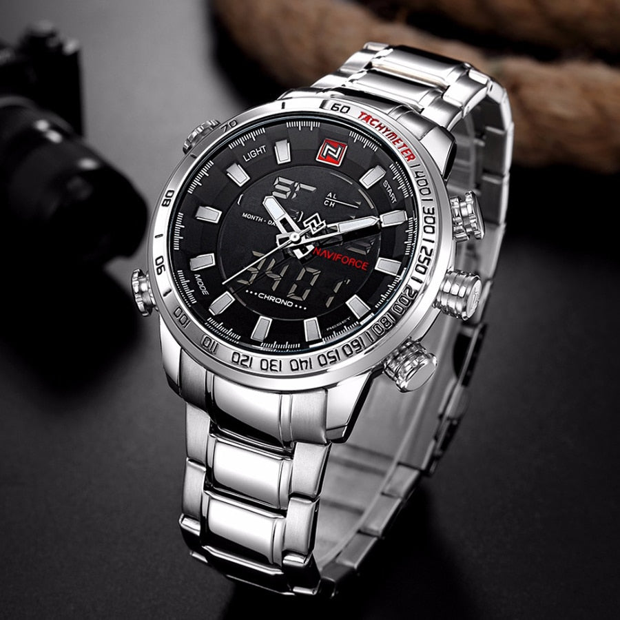 NAVIFORCE™ Gallant Sports Watch