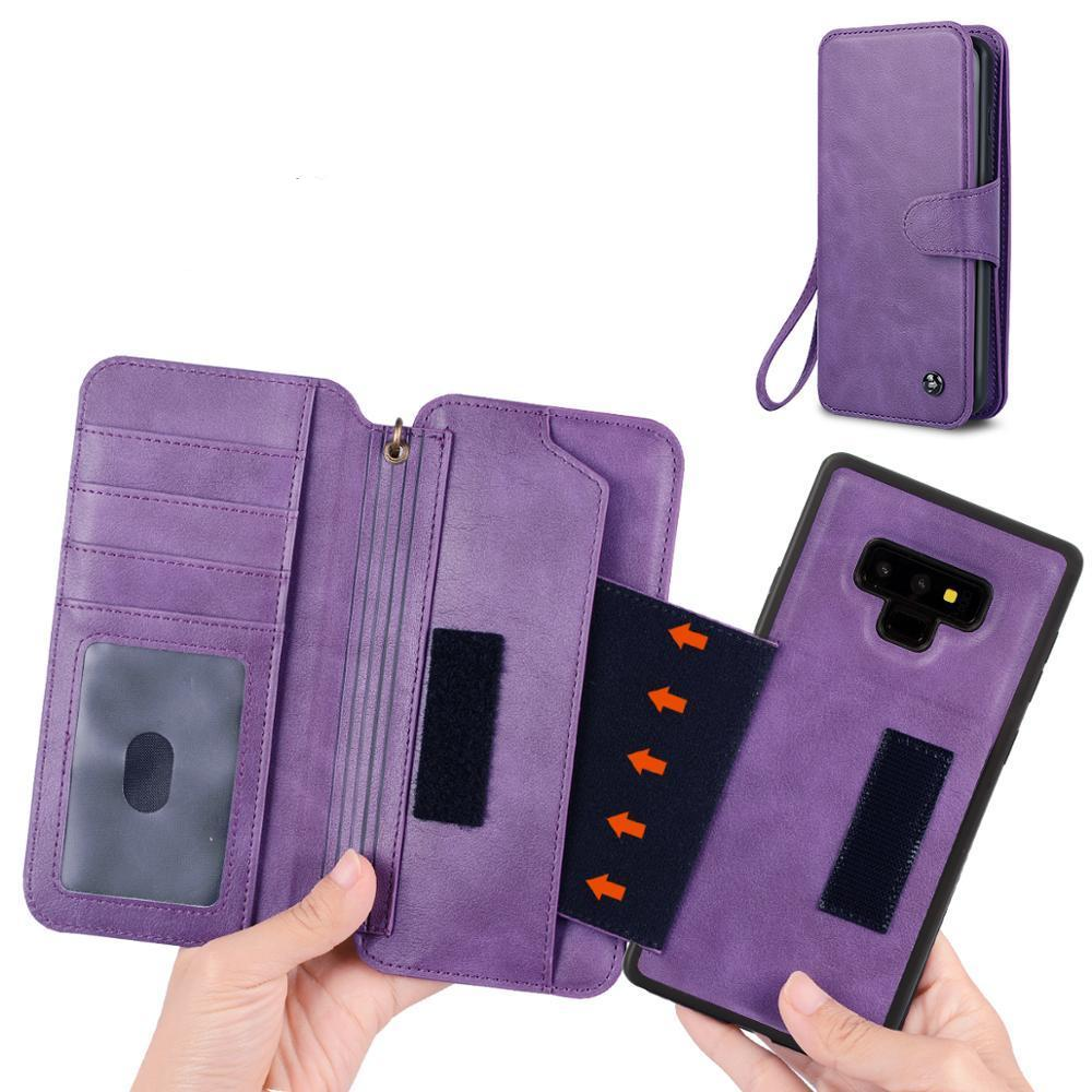 Handy Phone Wallet with Wrist and Shoulder Strap (Samsung Note 9)