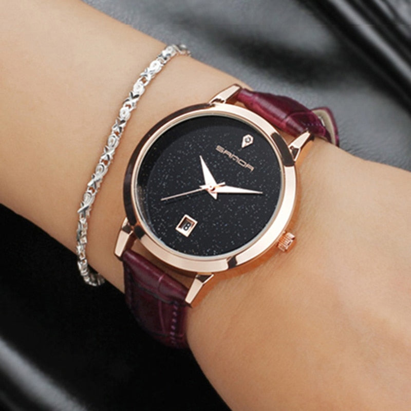 SANDA™ Weekday Ladies Watch