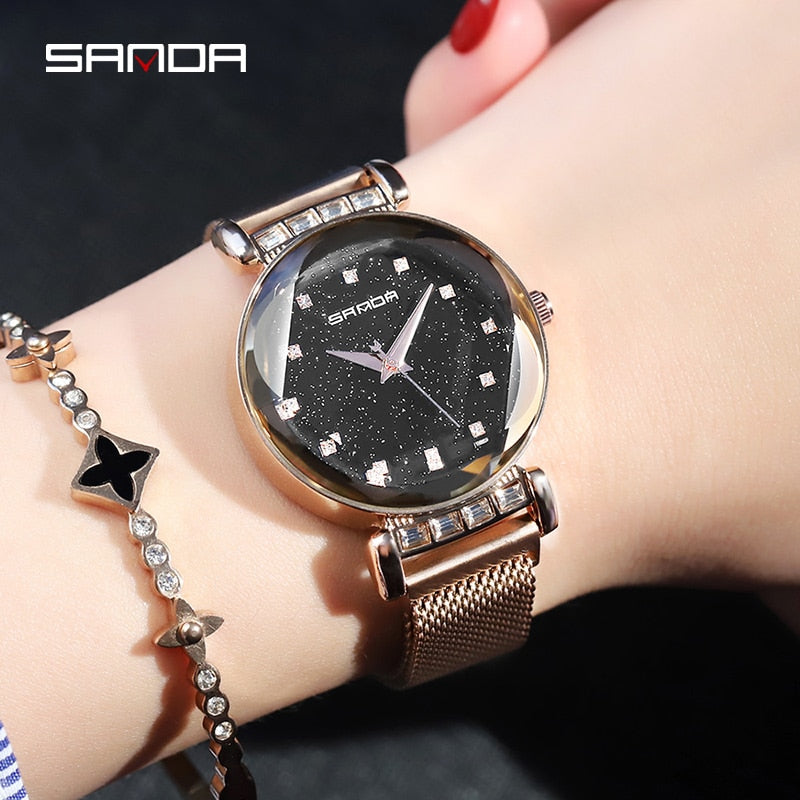 SANDA™ Electric Ladies Watch