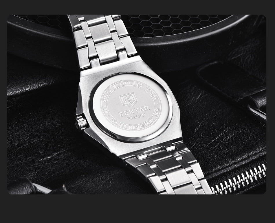 BENYAR™ Prime Wrist Watch