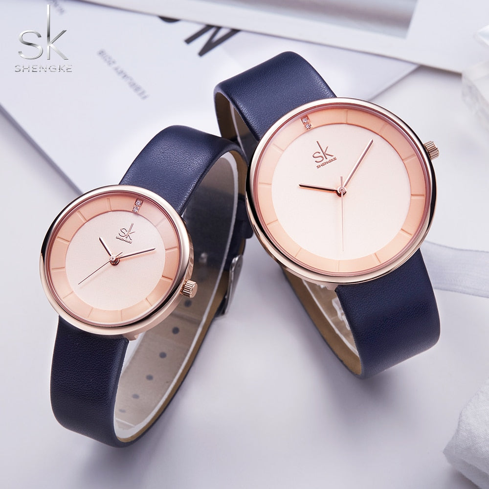 SK™ Head Over Heels Couple Watch Set