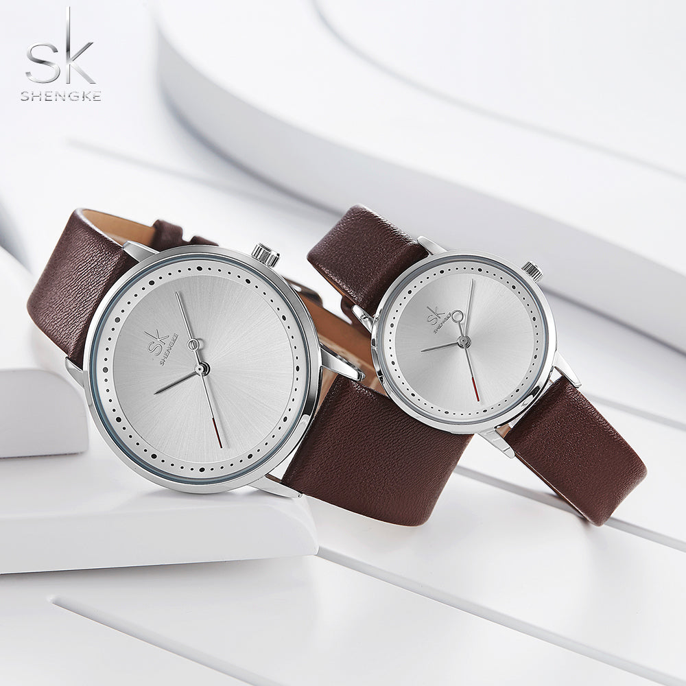 SK™ Emotion Couple Watch Set