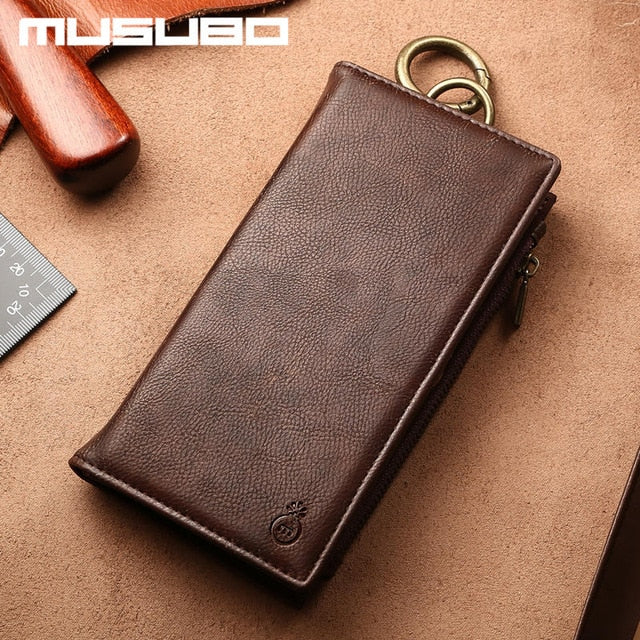 MultiFunction City Phone Wallet for iPhone