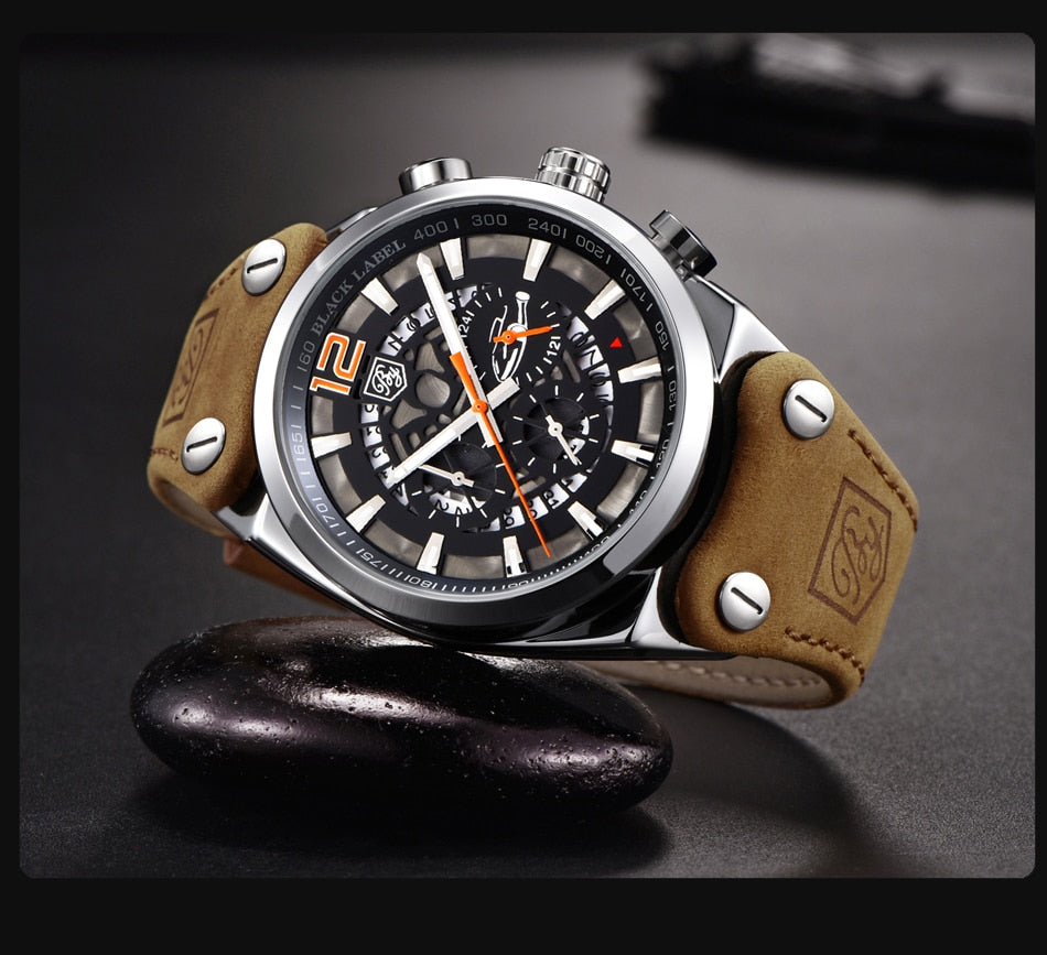 BENYAR™ Adventure Chronograph