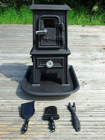 Pipsqueak Small Cast Iron Stove