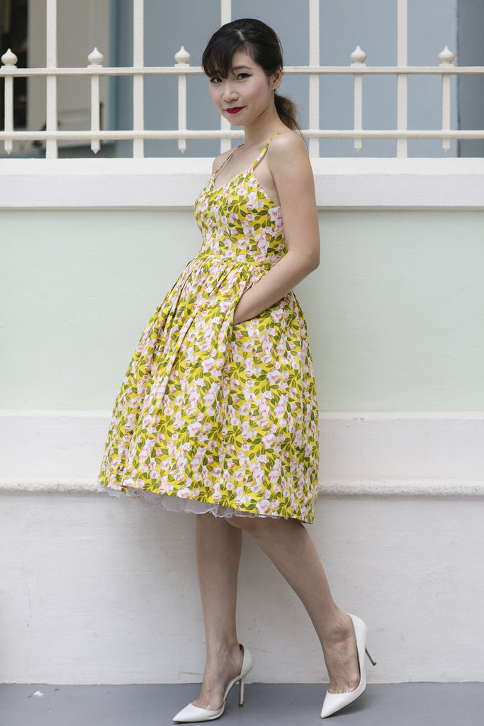 Laura Swing Dress