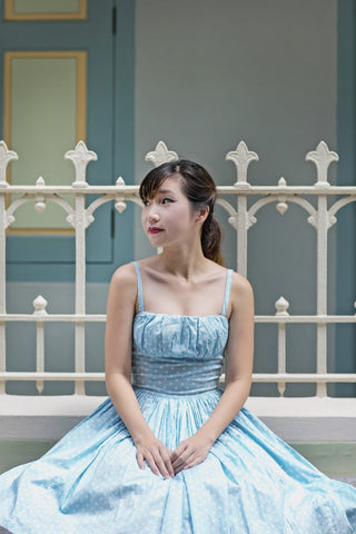 Dolce Porcelain Dress