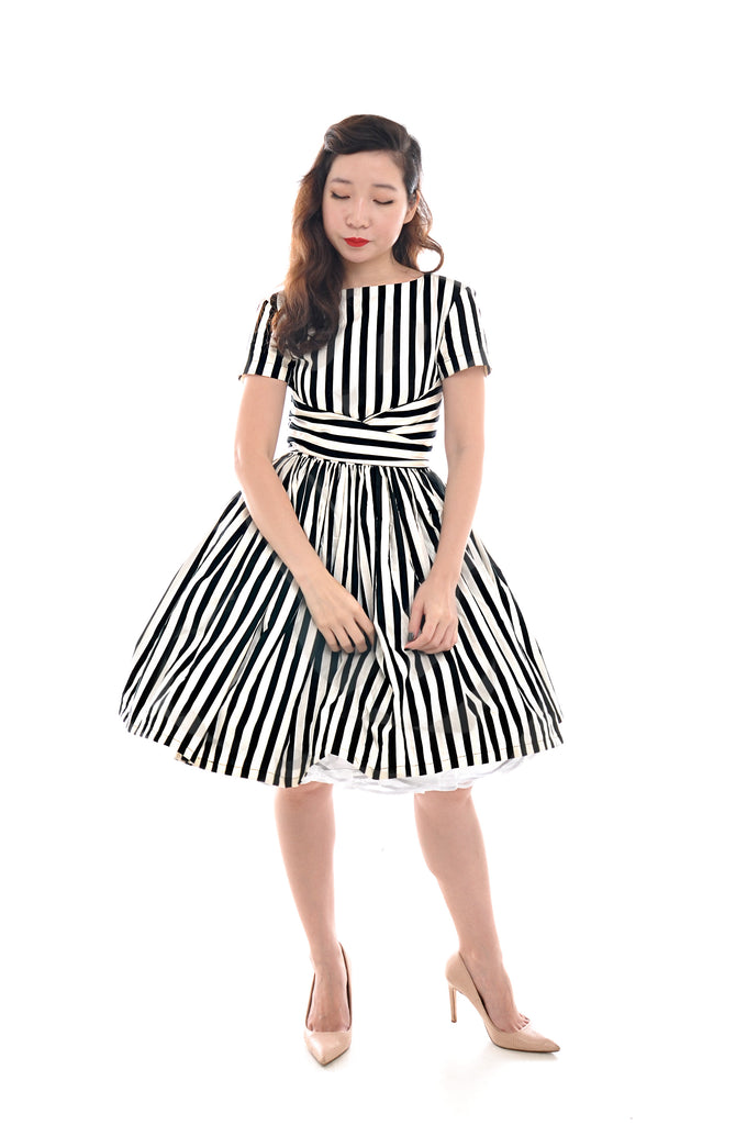 Tweedle Swing Dress