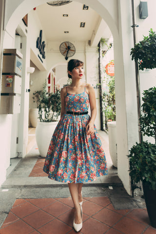 Tulip Tea Dress