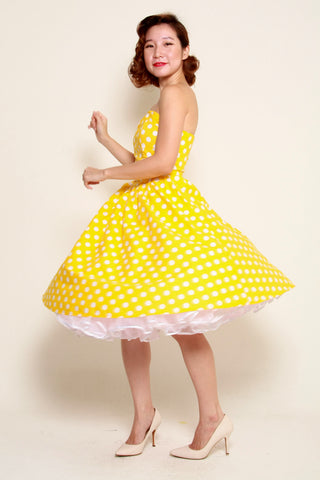 Daisy Baby Swing Dress