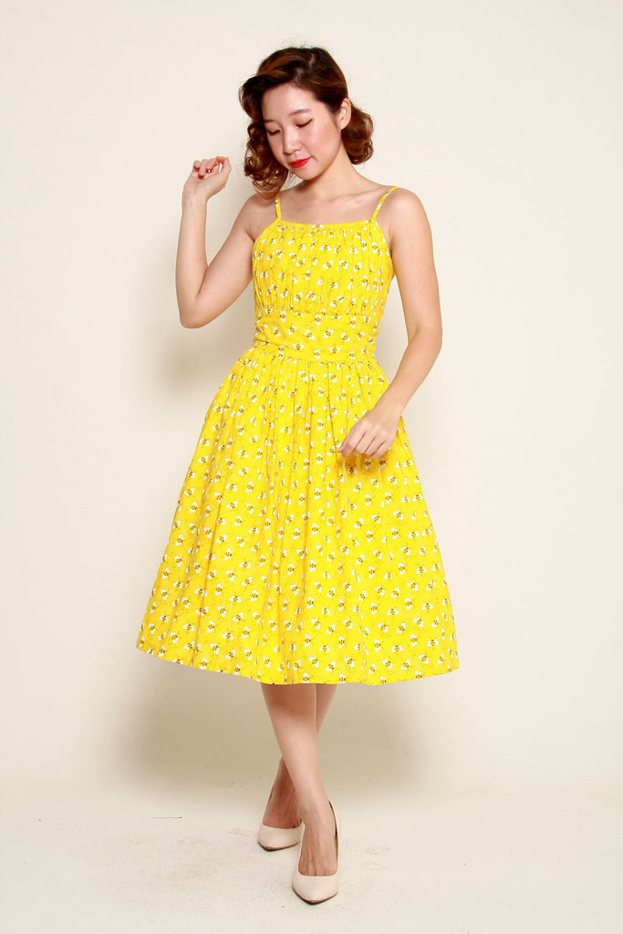 Winnie Swing Dress