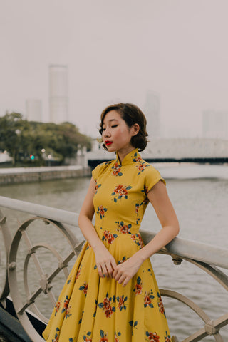 Lulu Tea Dress