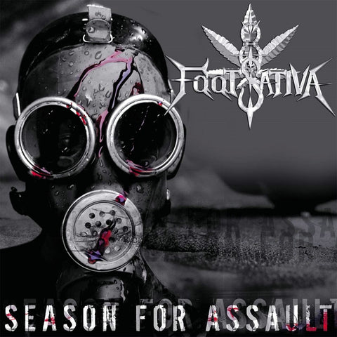 8 Foot Sativa - Season For Assault CD