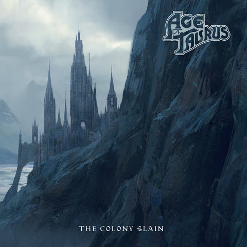 Age Of Taurus - The Colony Slain CD