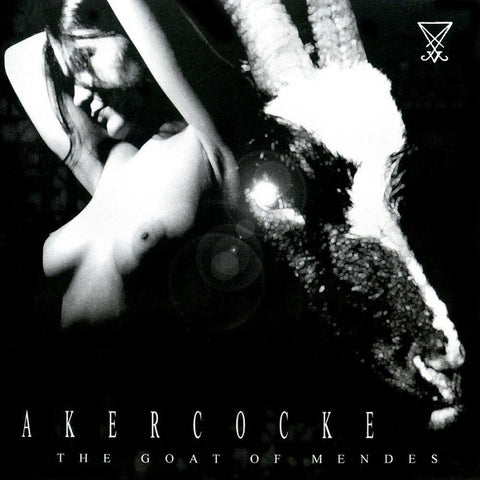 Akercocke - The Goat Of Mendes CD DIGIPACK