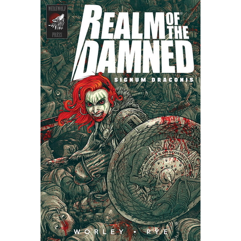 Alec Worley - Realm Of The Damned: Signum Draconis BOOK