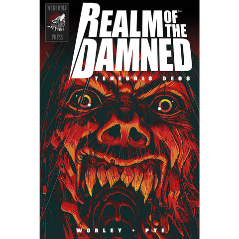 Alec Worley - Realm Of The Damned: Tenebris Deos BOOK
