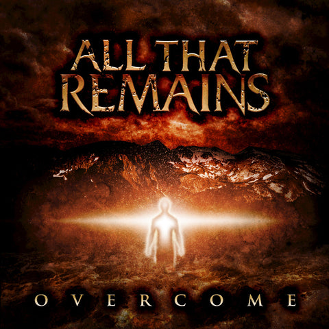 All That Remains - Overcome CD