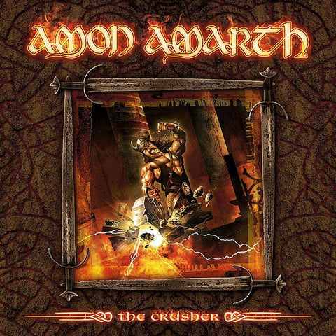 Amon Amarth - The Crusher CD