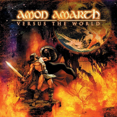 Amon Amarth - Versus The World CD