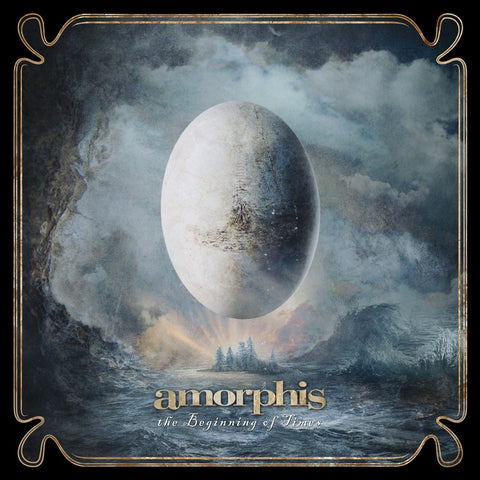 Amorphis - The Beginning Of Times VINYL DOUBLE 12""