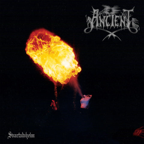 Ancient - Svartalvheim CD