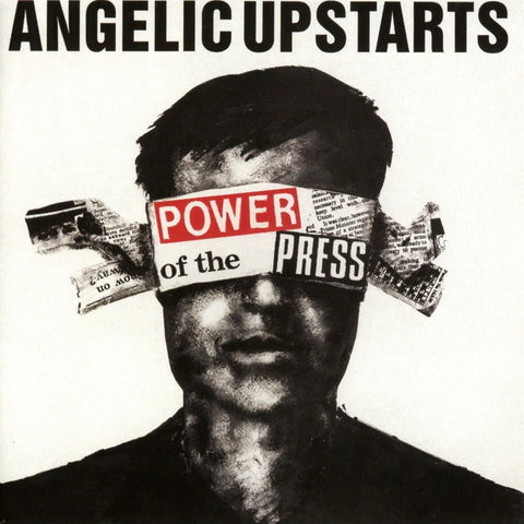 Angelic Upstarts - Power Of The Press CD