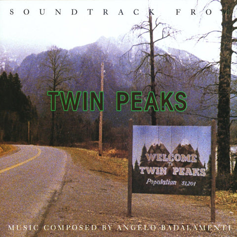 Angelo Badalamenti - Soundtrack From Twin Peaks CD
