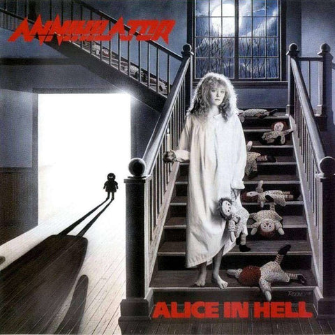 Annihilator - Alice In Hell VINYL 12""